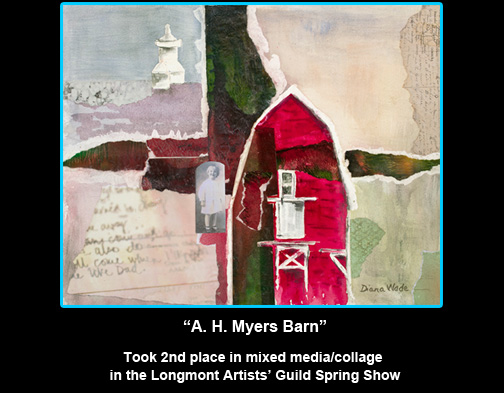 A.H.Meyers Barn